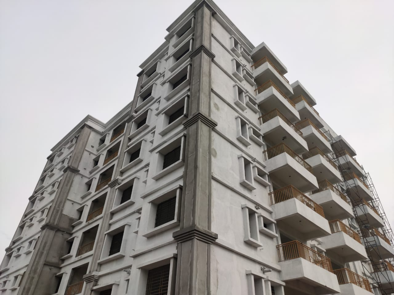 Acropolis Construction –  A block 2